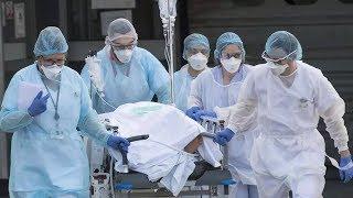 Обращение Хабиба экстренное развертывание госпителей массовая дизенфекция Коронавирус в Дагестане