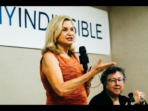 Carolyn Maloney / NY Indivisible Town Hall Excerpt July 6, 2017