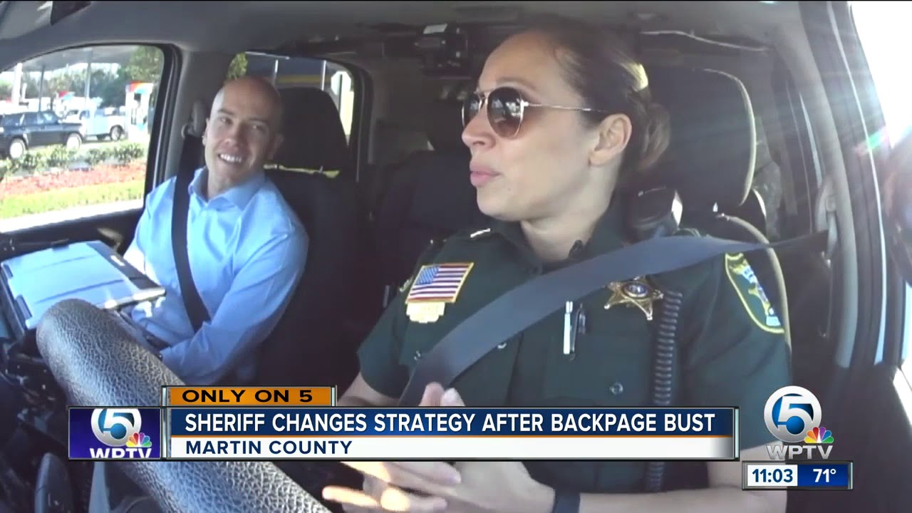 Backpage Shutdown Means More Street Prostitution Mcso Says