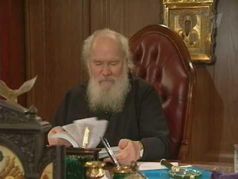 Патриарх Алексий II. Последнее интервью (ОРТ 2008-12-09)