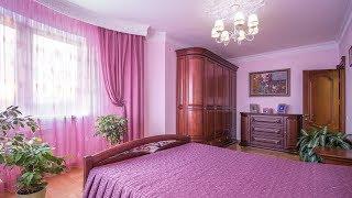 Квартира на Осокорках с шикарным видом на правый берег Киева