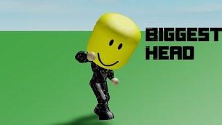 NEW BIGGESTHEAD, TRIPLE HEADSTACK & DESPACITO SPIDER HATS / Roblox