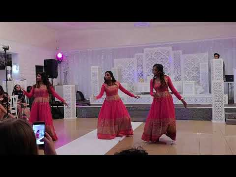 Tamil Dance - Les 3 Roses - Uppu Karuvaadu/Minsara Kanna