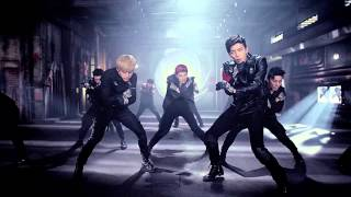 【MV】B.A.P「ONE SHOT」(JAPAN 2ND SINGLE / 2013.11.13)