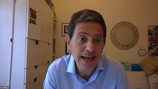 David Miliband at the JRAN Forum