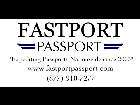 Renew Adult Passport Quick Checklist - YouTube