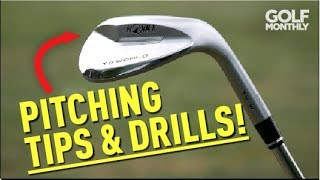 Pitching Tips & Drills!! G๐lf Monthly
