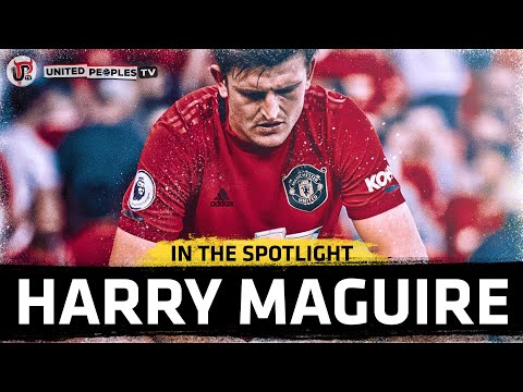 Harry Maguire: Man United's £80m Captain | In The Spotlight