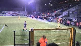 Sporting Lokeren - Club Brugge K.v. 5-04-2013