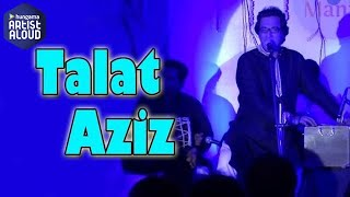 Khoobsurat Hai Aankhen Teri I Talat Aziz I Music Mania I ArtistAloud