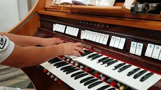Download Video Agungnya ende batak katolik (BETK 585) dalam iringan pipe organ MP3 3GP MP4