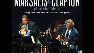 Wynton Marsalis & Eric Clapton - Corrine, Corrina (Feat. Taj Majal)