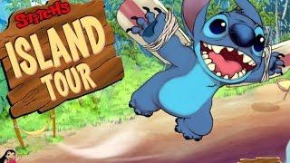 Lilo & Stitch Island Tour (Лило и Стич полет по Острову)