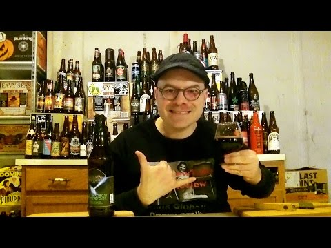 Olde Hickory The Event Horizon ✙ 2013 Vintage ✙ DJs BrewTube 3RD ANNIVERSARY  Beer Review #711