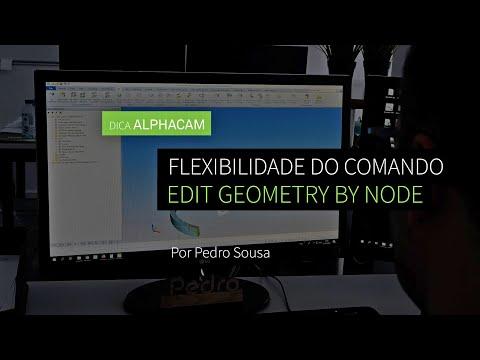 Dica 19 ALPHACAM - Flexibilidade do comando
