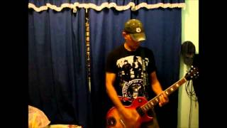 the ramones i can t get you outta my mind guitar cover