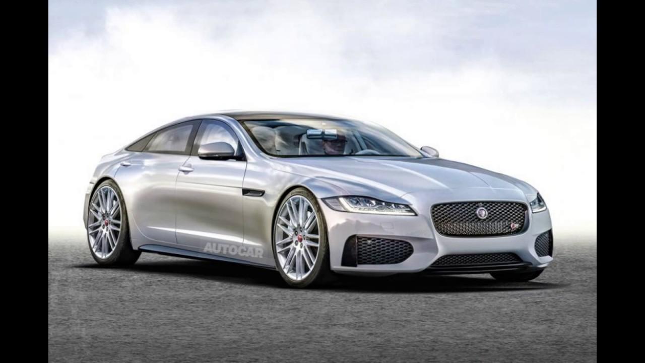 New Jaguar Xj Coupe