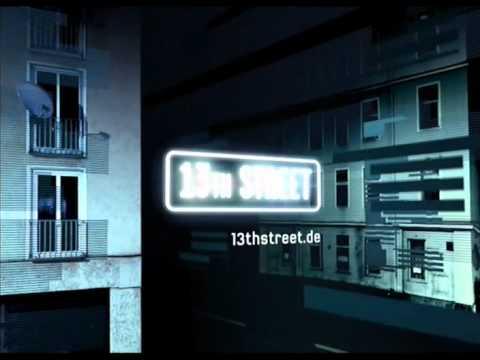 13th Street Germany - Promos & Ident - 2011