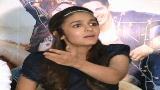 Alia Bhatt Gets Angry At Media Reporter At Kapo...