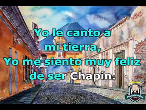 Yo le canto a Guatemala (Karaoke Instrumental)