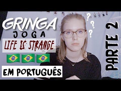 GRINGA JOGA LIFE IS STRANGE EM PORTUGUÊS parte 2   Katelyn M thumbnail