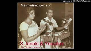 Mounangalil Oru Naanam  (Veshangal-1981) by S.JANAKI  & YESUDAS