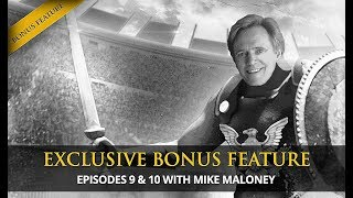 Mike Maloney: Behind the Scenes of Episodes 9 & 10 Hidden Secrets of Money
