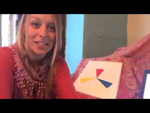 ART COURSE FREE ONLINE Task 8 Part 1: Colour Wheel