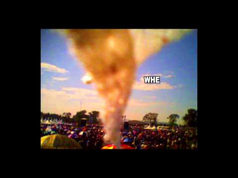 STUNNING! THE SHEKINAH GLORY OF THE LORD DESCENDING FROM HEAVEN CAPTURED LIVE ON VIDEO