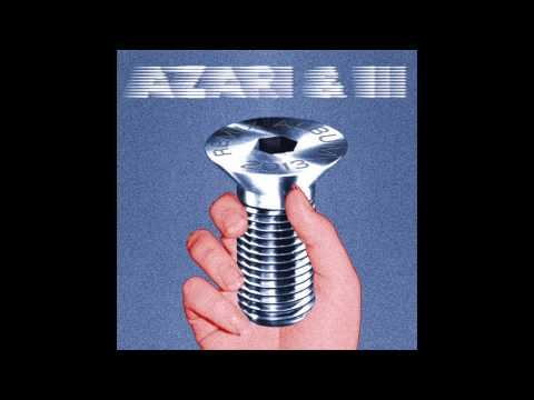 Azari & III - Hungry For The Power (Jamie Jones Ridge Street Mix)