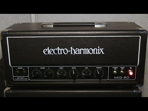 Electro Harmonix Mig 50 - NAMM 2017