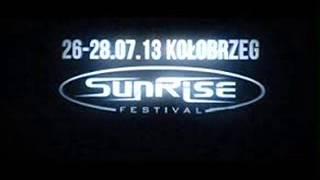 Sunrise Festival 2013 Dj Kris - Live! Kołobrzeg