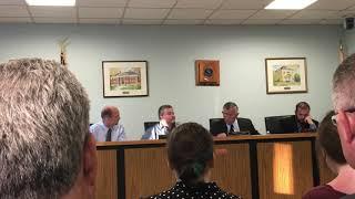 Rockland Selectmen's meeting gets explosive thumbnail