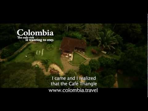 Cultural Coffee Landscape. Colombia, the only risk is wanting to stay