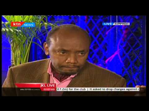 JKL: Politics 101; Uungwana Initiative CEO-Ken Njiru, 23/11/16 Part 1