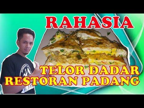 Resep Telor Dadar Restoran Padang