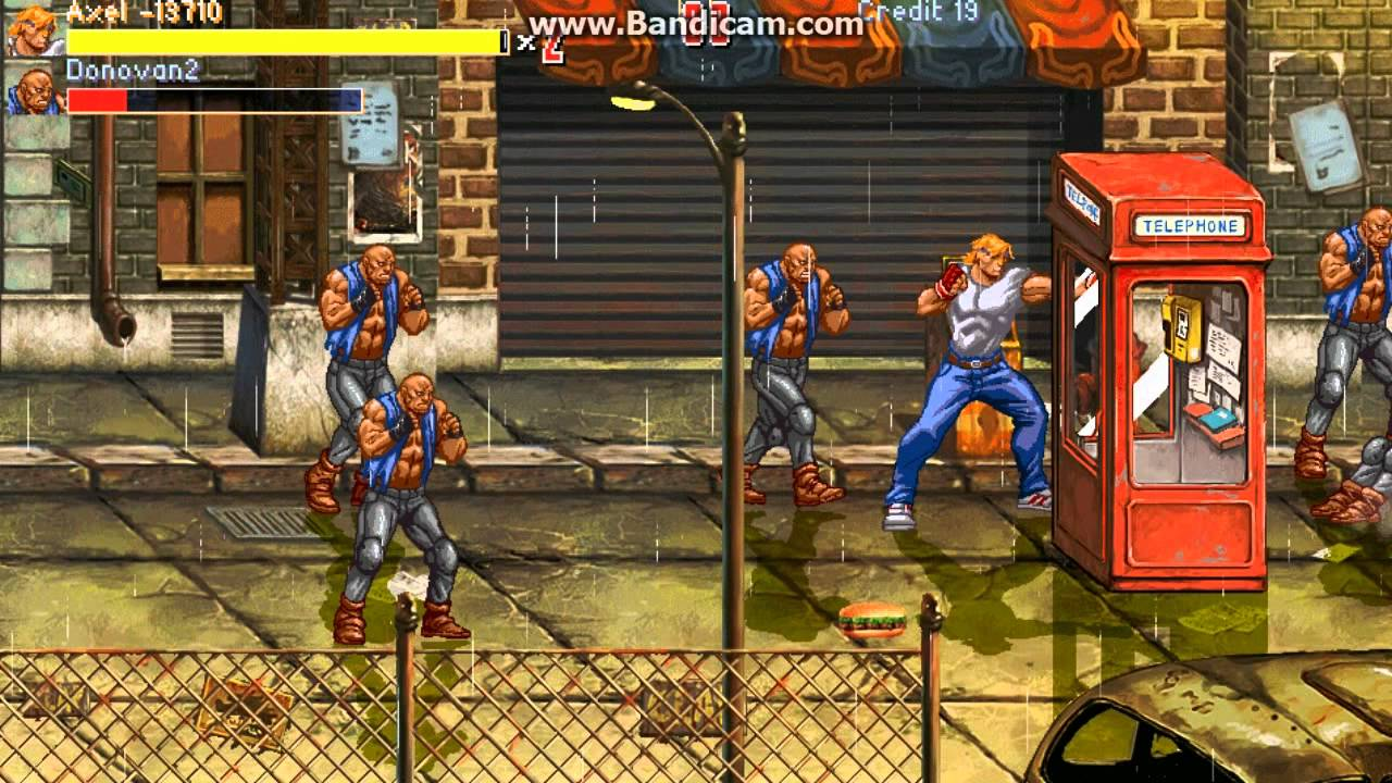 Streets Of Rage 4 Hd - Demo - Download - piginetworking
