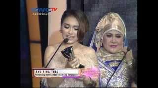 "MNCTV Dangdut Awards (11/12) - Ayu Ting Ting "" Mp3 Klip Terpopuler """