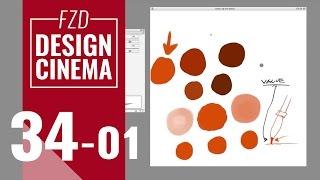 Design Cinema – EP 34 - Photoshop & Wacom Basics Part 01