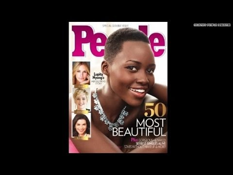 Lupita Nyong'o named 'most beautiful'