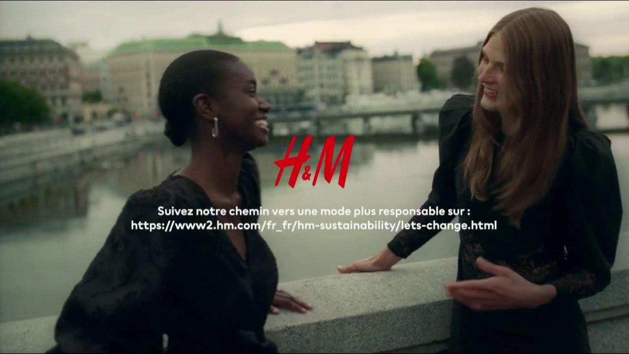 """Musique de la pub H&M """"suivez notre chemin vers une mode plus responsable""""  2021"""