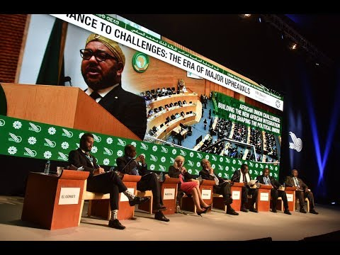 MEDays 2017 - African Union: Building the New African Integration and Shaping the Political Union