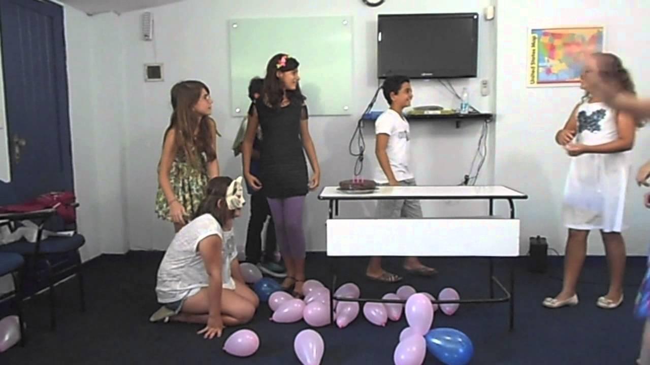 Week 5 Preteens Class 1 - YouTube