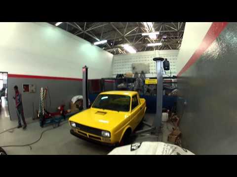 Carpe Diem - Teto Solar apresenta: Instalação de um teto solar H100 em Fiat 147