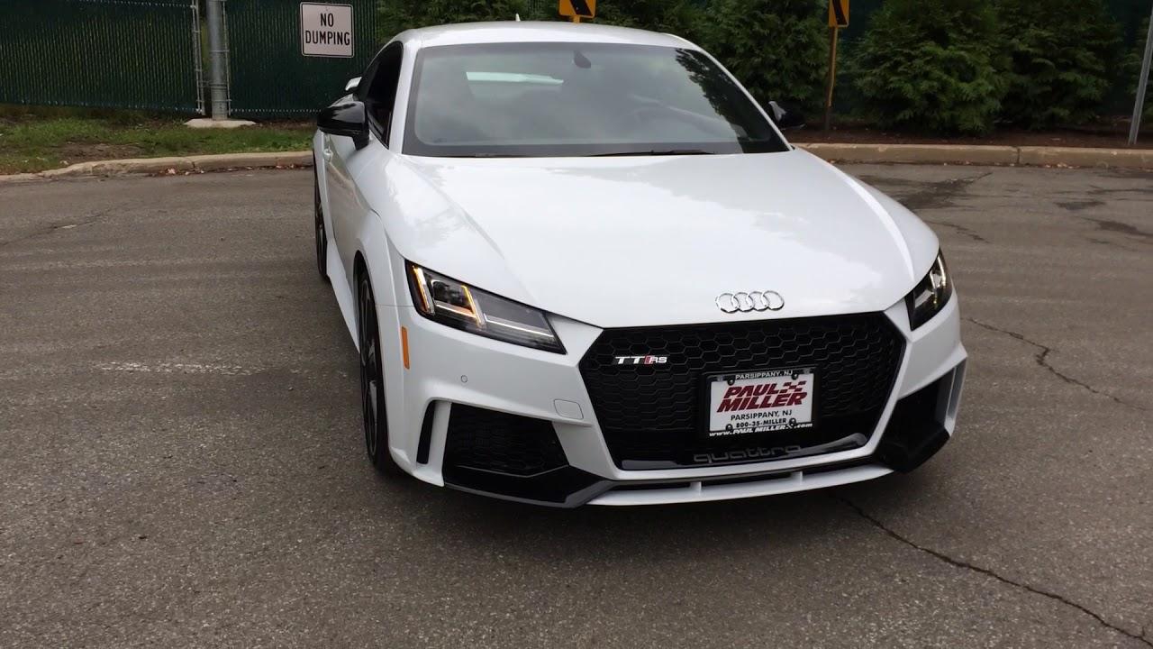 2018 Audi Ttrs Youtube
