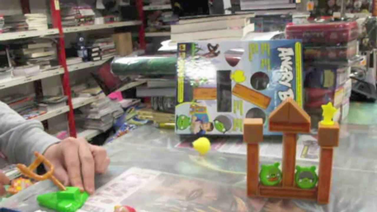 Bullshits acquisti geniali angry birds gdt gioco da tavolo youtube - Angry birds gioco da tavolo istruzioni ...
