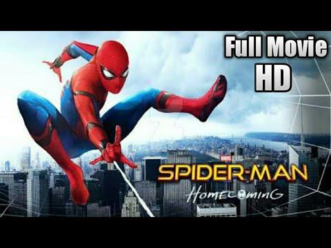 Spider-Man Homecoming 2017 BRRip 480p & 720p Hindi English Dual Audio