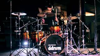 Marcelo Aires (DDRUM/SILVERFOX) - Artist promo & Product review