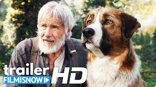 IL RICHIAMO DELLA FORESTA (2020) | Trailer ITA del film con Harrison Ford