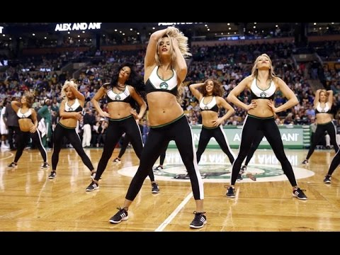 Toronto, Boston Dancers NBA, Cheerleaders